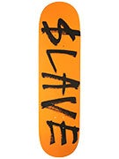 Slave Corporate Orange Deck  8.5 x 32.25