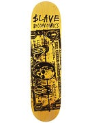 Slave Econoslave Yellow Deck  7.875 x 31.75