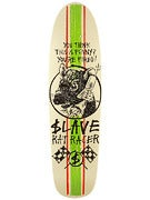 Slave Rat Racer White Deck  7.875 x 30