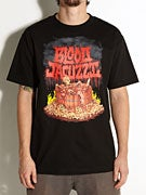 Skate Mental Blood Jacuzzi T-Shirt
