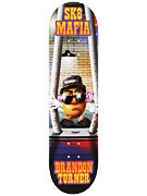 Sk8 Mafia Turner Toe Up Deck 8.19 x 32.12