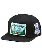 Skate Mental Cedar Ridge Snapback Hat