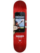 Skate Mental Plunkett Denied Deck 8.125 x 31.625