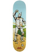 Skate Mental Plunkett Rusty Tin Man Deck  8.125x31.625