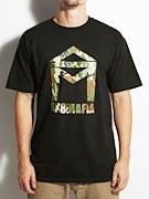 Sk8 Mafia House Logo Camo Fill T-Shirt
