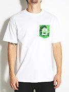 Sk8 Mafia House Logo Tie Dye Pocket T-Shirt