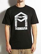 Sk8 Mafia House Logo Tie Dye Fill T-Shirt