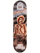 Sk8 Mafia Brown Legends Deck 8.19 x 32