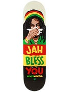 Skate Mental Jah Bless You Deck  8.0x31.875