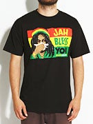 Skate Mental Jah Bless You T-Shirt