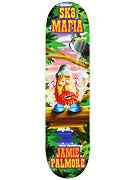 Sk8 Mafia Palmore Toe Up Deck 8.0 x 32