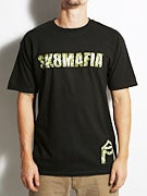 Sk8 Mafia OG Logo Leaves Fill T-Shirt