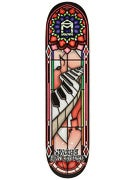 Sk8 Mafia Palmore Stained Glass Deck 8.0 x 32