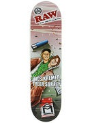 Sk8 Mafia X Raw Papers Kremer & Surrey Deck  8.19x32