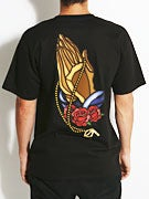 Sk8 Mafia Stained Glass Hands T-Shirt