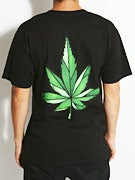 Sk8 Mafia Stained Glass Leaf T-Shirt