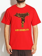 Skate Mental Uzi Does It! T-Shirt