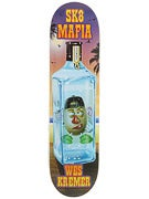 Sk8 Mafia Kremer Toe Up Deck 8.25 x 32.12