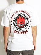 Spitfire Keeping The Underground Lit T-Shirt