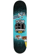 Stereo 21 Years Cheers Deck  8.25 x 32.25