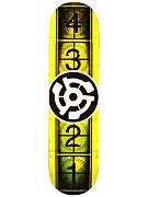 Stereo Filmstrip 45 Yellow Deck  8.25 x 31.9
