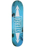 Stereo Smokey Blue Deck  7.75 x 31.25