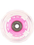 Sunset Flare Pink LED Wheels  65mm