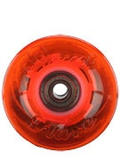 Sunset Flare Rasta 3 Layer LED Wheels  59mm