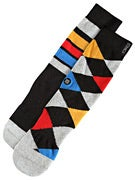 Stance Barnum Socks  Black
