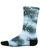 Stance Everyday Athletic Burnout Socks  Blue