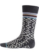 Stance Casablanca Socks  Grey