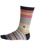 Stance Earnest Socks Grey Heather