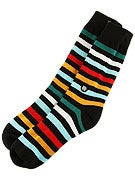 Stance Everyday Casual Flava Socks  Black