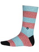 Stance Fuller Socks  Red