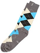 Stance The 200 Club Glasgow Socks  Grey