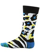Stance Hide Socks Yellow