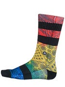 Stance Homie Socks Red