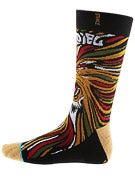 Stance Skate Legends Cardiel Socks  Rasta