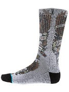 Stance Skate Legends Grosso Socks  Grey