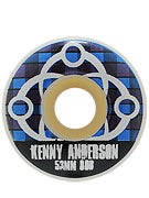 Satori Kenny Anderson Plaid 80b Wheels