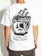 Sketchy Tank Loose Lips Pocket T-Shirt