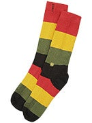 Stance Everyday Athletic Maytal Socks  Rasta