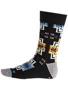 Stance Midland Socks Black