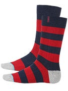 Stance Mix Match Mariner Socks  Navy