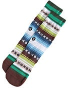 Stance Mexicali Socks  White