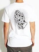 Sketchy Tank Pray For ZA T-Shirt