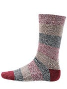 Stance Andrew Reynolds The Boss Socks  Brown Heather