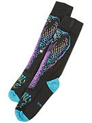Stance The Reserve Chris Cole Cobra Socks  Black