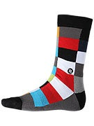 Stance Mix Match Ragtag Socks  Multi
