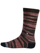 Stance Spackle Socks Brown
